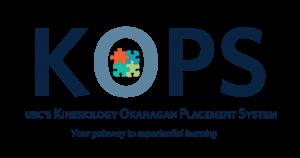 KOPS logo full med border
